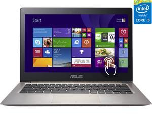 "Asus Zenbook UX303LA-DS51T 13.3"" Ultrabook Intel Core i5 i5-5200U (2.20 GHz) 8GB DDR3L Memory 128GB SSD Intel HD Graphics 5500 Touchscreen Windows 8.1 64-Bit"