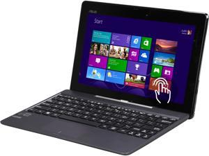 "ASUS Transformer Book T100TAF-C1-GR 2-in-1 Tablet Intel Atom Z3735F (1.33 GHz) 64 GB eMMC Intel HD Graphics Shared memory 10.1"" Touchscreen Windows 8.1 32-Bit"