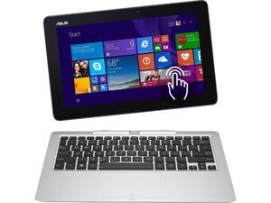 "ASUS Transformer Book T200TA-B1-BL Tablet Intel Atom Z3775 (1.46 GHz) 32 GB SSD Intel HD Graphics Shared memory 11.6"" Touchscreen Windows 8.1 32-Bit"