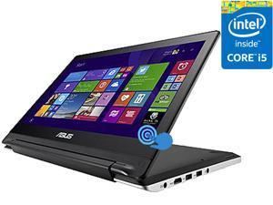 ASUS Transformer Book Flip TP300LAB-DS51T-CA Laptop Intel Core i5 5200U (2.20GHz) 6GB Memory 500GB ...
