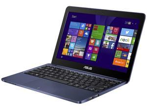 "ASUS Laptop EeeBook X205TA-BING-FD015BS Intel Atom Z3735F (1.33GHz) 2GB Memory 32GB SSD Intel HD Graphics 11.6"" Windows 8.1 with Bing 32-Bit"