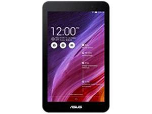 "Asus MeMO Pad 7 ME176CE-A1-EDU 16 GB Tablet - 7"" - In-plane Switching (IPS) Technology - Wireless LAN - Intel Atom Z3745 Quad-core (4 Core) 1.33 GHz - Black"