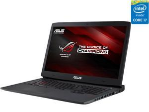 ASUS ROG G751JT-DB73 G-Sync Gaming Laptop 4th Generation Intel Core i7 4720HQ (2.60 GHz) 16 GB ...