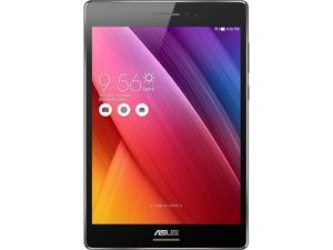 "ASUS ZenPad Z580CA-C1-BK Tablet Intel Atom Z3580 2.33 GHz 4 GB Memory 64 GB eMMC 8.0"" 2048 x 1536 Touchscreen 2K IPS 5 MP Front / 8 MP Rear Camera Android 5.0 (Lollipop)"