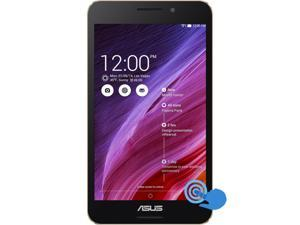 "ASUS ZenPad ME7530CL-A1-BK Tablet Intel Atom Z3530 (1.33 GHz) 1 GB Memory 16 GB SSD Intel HD Graphics 7.0"" IPS 1280 x 800 Touchscreen 2 MP Front / 5 MP Rear Camera Android 4.4 (KitKat) - LTE"