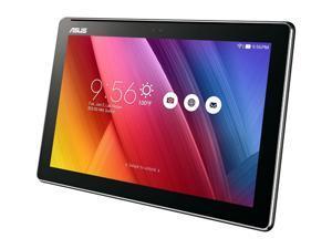 "ASUS ZenPad 10 Z300C-A1-BK Intel Atom x3-C3200 1.2 GHz 2 GB LPDDR3 Memory 16 GB eMMC 10.1"" IPS 1280 x 800 Touchscreen 2 MP Camera Tablet Android 5.0 (Lollipop)"