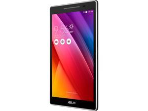 "ASUS ZenPad Z380CX-A2-BK Intel Atom x3-C3200 1.20 GHz 2 GB Memory 16 GB EMMC 8.0"" IPS 1280 x 800 Touchscreen Tablet 2 MP Camera Android 5.0 (Lollipop)"