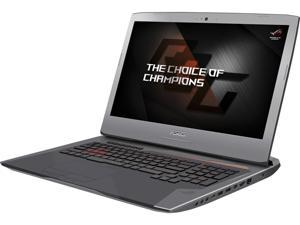 "ASUS ROG G752VT-DH72 Gaming Laptop Intel Core i7 6700HQ (2.60 GHz) 16 GB Memory 1 TB HDD 128 GB PCIe Gen3x4 SSD NVIDIA GeForce GTX 970M 3 GB GDDR5 17.3"" Windows 10 Home 64-Bit"