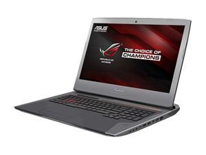 "ASUS ROG G752VY-DH72 Gaming Laptop Intel Core i7 6700HQ (2.60 GHz) 32 GB Memory 1 TB HDD 256 GB SSD NVIDIA GeForce GTX 980M 4 GB GDDR5 17.3"" Windows 10 Home 64-Bit"