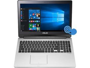 "ASUS Transformer Book Flip TP500LA-WH71T(WX) Ultrabook Intel Core i7 5500U (2.40 GHz) 8 GB Memory 1 TB HDD Intel HD Graphics 5500 15.6"" 1366 x 768 Touchscreen VGA Camera Windows 10 Home 64-bit"