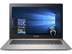 "ASUS Zenbook UX303UB-DH74T Ultrabook Intel Core i7 6500U (2.50 GHz) 12 GB Memory 512 GB SSD NVIDIA GeForce 940M 2 GB 13.3"" IPS Quad HD+ 3200 x 1800 Touchscreen 1.2 MP HD Camera Windows 10 Home 64-Bit"