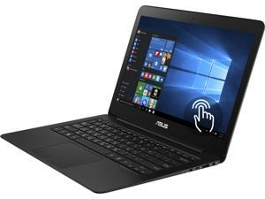 "ASUS Laptop Zenbook UX305CA-DHM4T Intel Core M3 6Y30 (0.90 GHz) 8 GB Memory 256 GB SSD Intel HD Graphics 515 13.3"" Touchscreen Windows 10 Home 64-Bit"