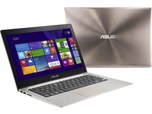 "ASUS Ultrabook UX303LA-US51T Intel Core i5 5th Gen 5200U (2.20 GHz) 8 GB Memory 256 GB SSD Intel HD Graphics 5500 13.3"" Touchscreen Windows 8.1 64-Bit"
