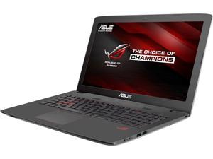 "ASUS ROG GL752VW-Q72SX-CB French Bilingual Gaming Laptop 6th Generation Intel Core i7 6700HQ (2.60 GHz) 16 GB Memory 1 TB HDD 128 GB SSD NVIDIA GeForce GTX 960M 2 GB GDDR5 17.3"" Windows 10 Home 64-Bit"