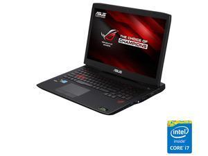 "ASUS ROG G751JT-WH71(WX) Gaming Laptop Intel Core i7 4720HQ (2.60 GHz) 16 GB Memory 1 TB HDD NVIDIA GeForce GTX 970M 3 GB GDDR5 17.3"" Windows 10 Home 64-Bit"