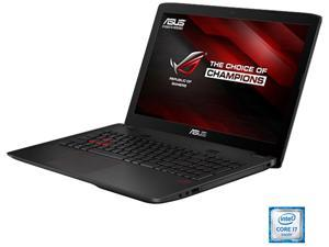 "ASUS ROG GL552VW-DH74 Gaming Laptop Intel Core i7 6th Gen 6700HQ (2.60 GHz) 16 GB Memory 1 TB HDD 128 GB SSD NVIDIA GeForce GTX 960M 4 GB GDDR5 15.6"" Windows 10 Home 64-Bit"
