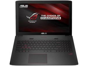 "ASUS ROG GL552VW-DH74 15.6"" Intel Core i7 6th Gen 6700HQ (2.60 GHz) NVIDIA GeForce GTX 960M 16 GB Memory 128 GB SSD 1 TB HDD Windows 10 Home 64-Bit Gaming Laptop"