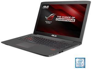 "ASUS ROG GL752VW-DH74 Gaming Laptop Intel Core i7 6700HQ (2.60 GHz) 16 GB Memory 1 TB HDD 128 GB SSD NVIDIA GeForce GTX 960M 4 GB GDDR5 17.3"" Windows 10 Home 64-bit"