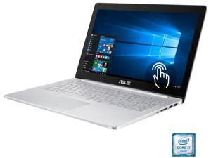 "ASUS 15.6"" 4K/UHD ZenBook Pro UX501VW-DS71T Intel Core i7 6700HQ (2.60 GHz) NVIDIA GeForce GTX 960M 16 GB Memory 512 ..."