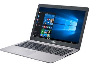 ASUS K501UX-NS51 Gaming Laptop 6th Generation Intel Core i5 6200U (2.30 GHz) 8 GB Memory 1 TB HDD 128 GB SSD NVIDIA ...