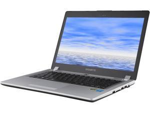 "GIGABYTE P34GV2-CF2 Gaming Laptop Intel Core i7-4710HQ 2.5GHz 14.0"" Windows 8.1 64-Bit"