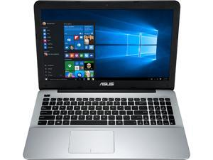 "ASUS Laptop F555LA-NS72 Intel Core i7 5500U (2.40 GHz) 8 GB DDR3L Memory 1 TB HDD Intel HD Graphics 5500 15.6"" Windows 10 ..."