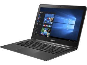 """ASUS Laptop UX305UA-XH51-CA Intel Core i5 6200U (2.30 GHz) 8 GB DDR3 Memory 256 GB SSD Intel HD Graphics 520 13.3""""  Windows 10 Pro 64-Bit"""