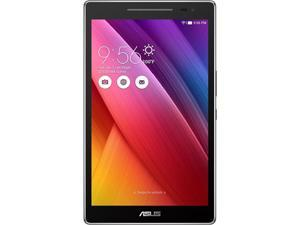 "ASUS Zenpad 8 Z380M-A2-GR Tablet MTK MT8163 (1.30 GHz) 2 GB LPDDR3 16 GB eMMC 8.0"" IPS Touchscreen 1280 x 800 2 MP Front / 5 MP Rear Camera Android 6.0 (Marshmallow)"