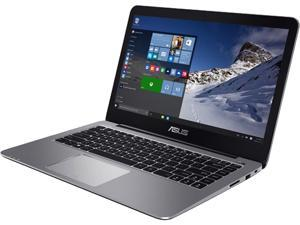 "ASUS Laptop VivoBook E403SA-US21 Intel Pentium N3700 (1.6 GHz) 4 GB Memory 128 GB eMMC SSD Intel HD Graphics 14.0"" Windows 10 Home"