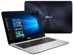 "ASUS Laptop F556UA-EB71 Intel Core i7 6500U (2.50 GHz) 8 GB Memory 1 TB HDD Intel HD Graphics 520 15.6"" Windows 10 Home 64-Bit"