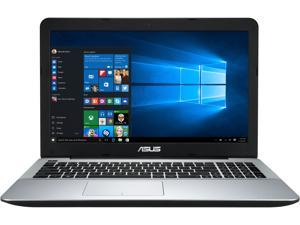 "ASUS Laptop F555UA-EB51 Intel Core i5 6th Gen 6198DU (2.30 GHz) 8 GB Memory 1 TB HDD Intel HD Graphics 15.6"" Windows 10 Home 64-Bit"
