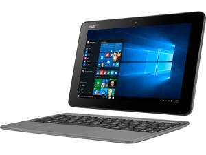 "ASUS Transformer Book T101HA-C4-GR Ultrabook Intel Atom x5-Z8350 (1.44 GHz) 4 GB Memory 64 GB eMMC Intel HD Graphics Shared memory 10.1"" 1280 x 800 Touchscreen Windows 10 Home 64-Bit"
