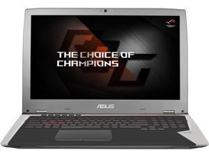 "ASUS ROG Gaming Laptop Intel Core i7 6820HK (2.70 GHz) 64 GB Memory 512 GB SSD NVIDIA GeForce GTX 980 8 GB GDDR5 17.3"" Windows 10 Home 64-Bit"
