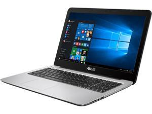 "ASUS Laptop F556UA-EH71 Intel Core i7 6th Gen 6500U (2.50 GHz) 8 GB Memory 1 TB HDD Intel HD Graphics 520 15.6"" Windows 10 Home 64-Bit"