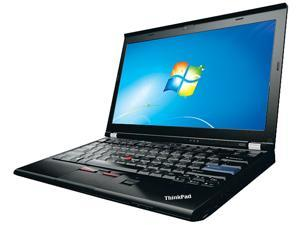 "ThinkPad X Series X220 (42902WU) Intel Core i5-2540M 2.6GHz 12.5"" Windows 7 Professional 64-Bit Notebook"