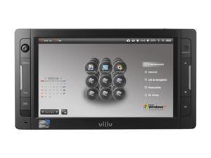 """Viliv X70EX Premium P Black 7"""" WSVGA Netbook"""