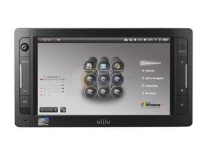 "Viliv X70EX Premium 3GP Black 7"" WSVGA Netbook"
