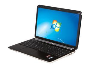 "HP Pavilion dv6-6c35dx AMD A8-3520M 1.6GHz 15.6"" Windows 7 Home Premium 64-Bit Notebook"