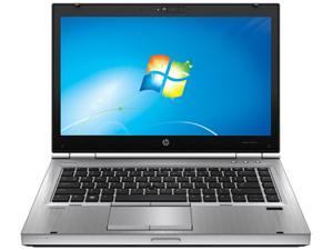 "HP EliteBook 8470p (C6Z87UT#ABA) Intel Core i5-3210M 2.5GHz 14.0"" Windows 7 Professional 64-bit (English/French) Notebook"