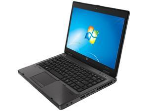 "HP ProBook 6475b (C6Z46UT#ABA) AMD A4-4300M 2.50GHz 14.0"" Windows 7 Professional Notebook"