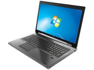 "HP EliteBook 8770w Intel Core i7-3630QM 2.4GHz 17.3"" Windows 7 Professional 64-bit Notebook"