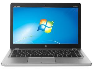 HP EliteBook Folio 9470M Intel Core i5 4GB Memory 320GB HDD Ultrabook Windows 7 Professional 32-bit