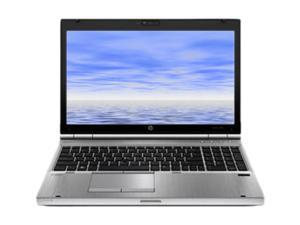 "HP EliteBook 8570p (B5P98UTR#ABA) Intel Core i5-3320M 2.6GHz 15.6"" Windows 7 Professional 64-Bit Notebook"