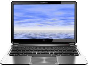 "HP ENVY 4-1015dx Intel Core i3 4GB Memory 500GB HDD 14"" Ultrabook Windows 7 Home Premium 64-Bit"