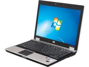 "HP EliteBook 6930P Notebook Intel Core 2 Duo P8700 (2.53GHz) 4GB Memory 160GB HDD 14.1"" Windows 7 Professional"