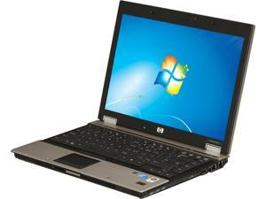 "HP EliteBook 6930p Intel Core 2 Duo P8600 2.4GHz 14.1"" Windows 7 Professional 32-Bit Notebook"