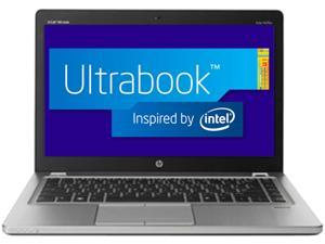 "HP EliteBook Folio 9470m (D5C92US#ABA) Intel Core i7 8GB Memory 256GB SSD 14"" Ultrabook Windows 7 Professional 64-bit"