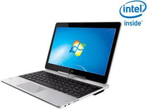 "HP EliteBook Revolve Intel Core i5 4GB Memory 128GB SSD HDD 11.6"" Tablet PC Windows 7 Professional 64-bit 810 G1"