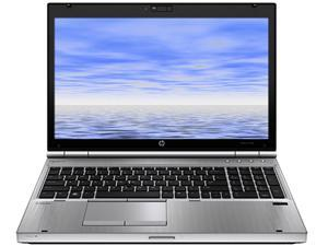 "HP EliteBook 8570p (D3J84U8R#ABA) Intel Core i7-3720QM 2.6GHz 15.6"" Windows 7 Professional 64-Bit Notebook"