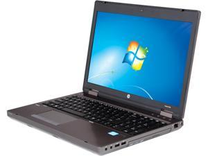 "HP ProBook 6570b (D8C10UT#ABA) Intel Core i5-3230M 2.6GHz 15.6"" Windows 7 Professional 64-Bit Notebook"